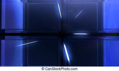 Blue Cube hd
