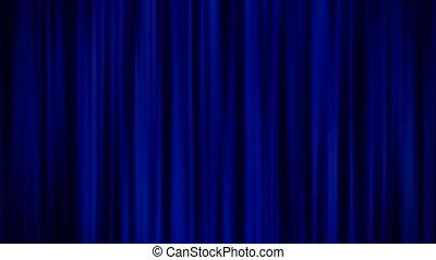 Blue Curtains - Blue Curtains