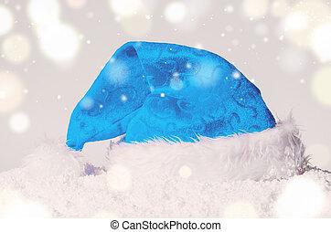 christmas santa hat