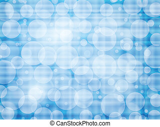 blue defocus abstract background