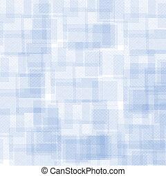 Blue Diamond Plate Background