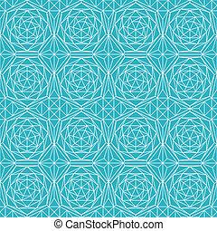 blue diamond seamless pattern