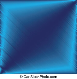 Blue effect light abstract