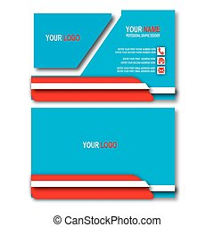 Blue 3d business card 01eps blue 3d business card design blue elegant business card 01eps reheart Gallery