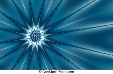 Blue Explosion,