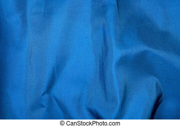blue fabric cloth background texture