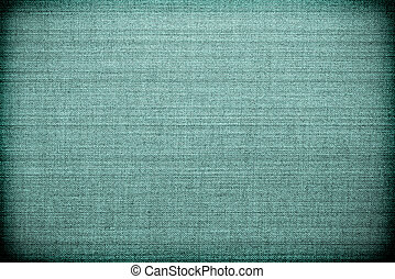 Blue texture background of a Berber cloth like material