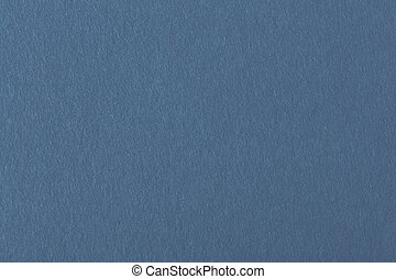 Blue felt background for design. View from above.