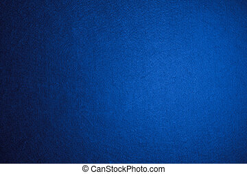 Blue felt background