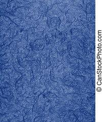 blue felt paper - blue cotton-fiber looking felt paper