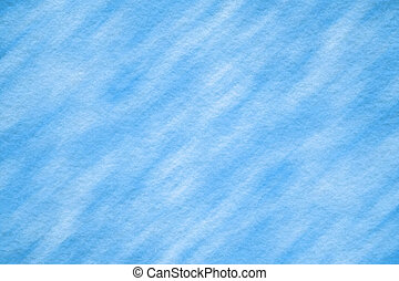 Blue felt texture with light pattern