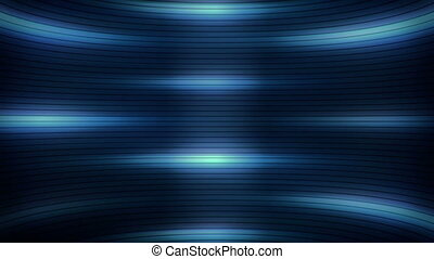 blue flashing lights loop background