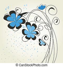 Blue flower2