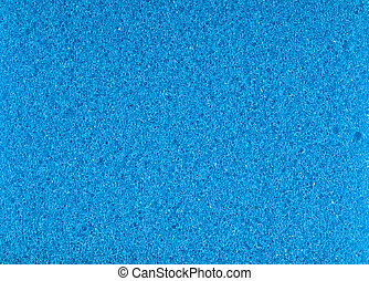 blue foam rubber texture