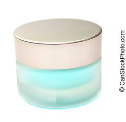Blue gel for care
