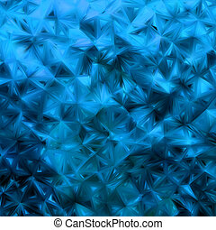 Blue glitter background. EPS 8