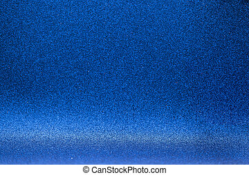 blue glitter full frame textured shiny background