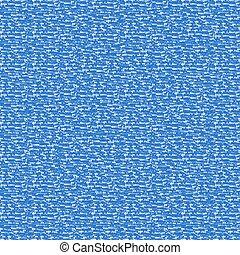 Blue glittery texture. Vector glitter golden background