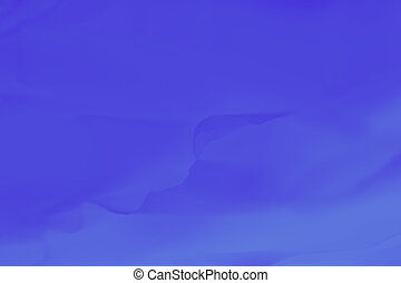 Blue gradient abstract background with blurred lines