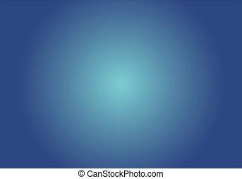 Blue gradient background, illustration.