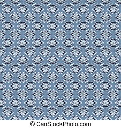Blue Graphic Background Seamless
