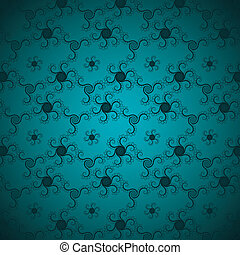 Blue-Green Background