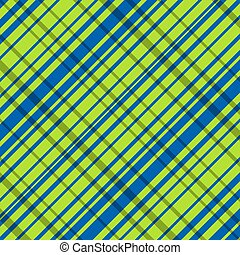 Blue-Green Seamless Pattern