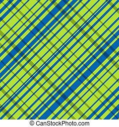 Blue-Green Seamless Pattern