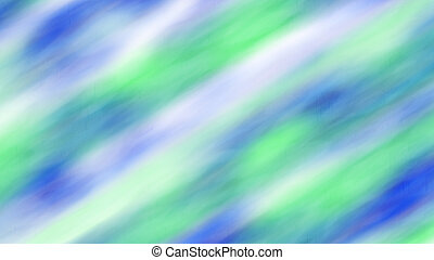 Blue Green White Soft & Warm Watercolor Background Texture