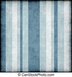 Blue grunge background with stripes