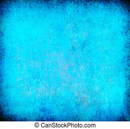 blue grunge textured abstract background