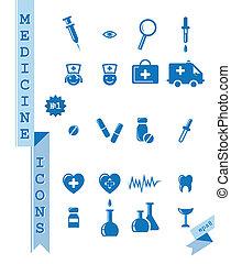 Health & Medicine icons.