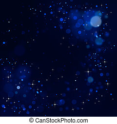 blue holidays background