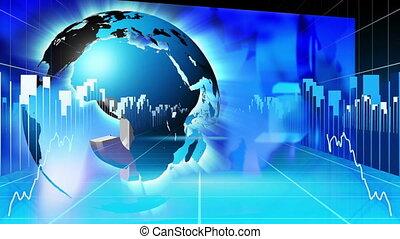 Blue international finance