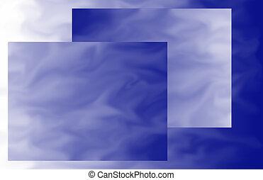 Blue-ish Rectangles