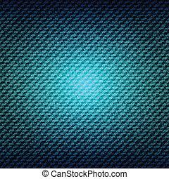 Blue jean denim texture background