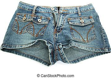 blue-jeans, short