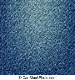 blue jeans texture vector illustration background
