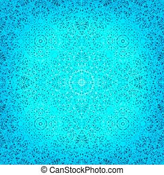 blue lace background