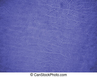 Blue Leather Background T