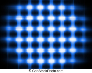 blue light abstract background 2
