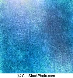 Blue light grunge background
