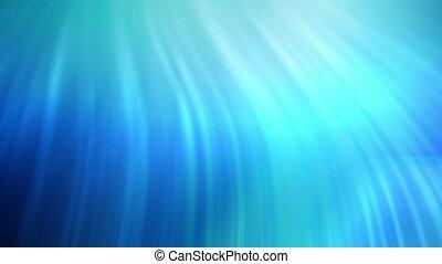 Blue light stream