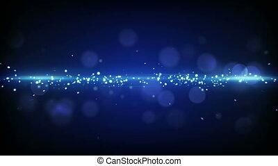 blue light stripe futuristic seamless loop background