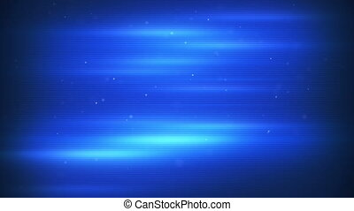 blue light stripes futuristic loop background