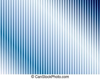 Blue Lines Abstract Background.