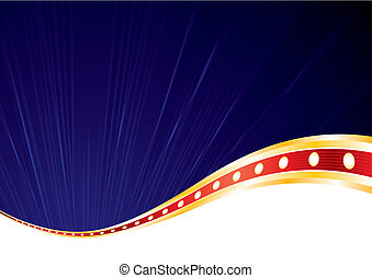 Blue luxury wallpaper - Elegance dark blue background for...