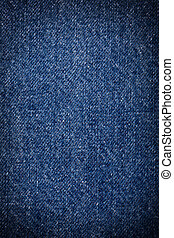 Blue material