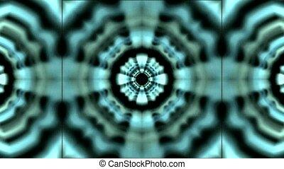 blue metal ripple,tunnel interface