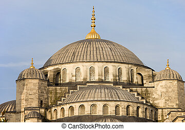 Blue Mosque Dome